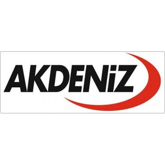 Akdeniz Pin Çivi+Gaz 2,7X27 mm 1000 Adet