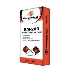 Hammerfast RM-200 Mahya Yapıştırma Harcı ( KIRMIZI )