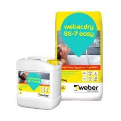 Weber Dry Easy Ss7 26 Kg Elastik Su Yalıtım Malzemesi