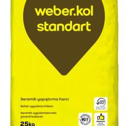Weber Seraçim Standart 25 kg.
