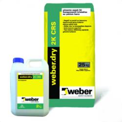Weber dry 2K CRS