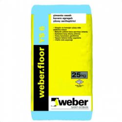 Weber Floor YS 6 ( Kırmızı )