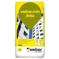 Weber Min. Deko