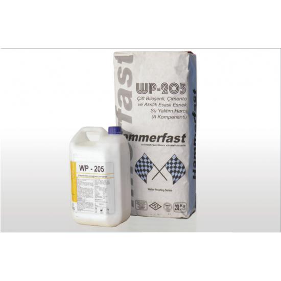 Hammerfast WP-205 Esnek Su Yalıtım ( 20 + 5  KG )